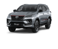 Toyota All New Fortuner Barru