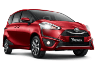 Harga Toyota All New Sienta PALEMBANG
