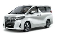 Toyota Alphard Grobogan