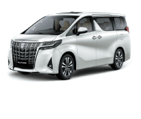 Toyota Alphard Soppeng