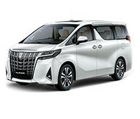 Harga Toyota Alphard Hybrid Sanggau