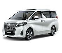 Toyota Alphard Hybrid Brebes