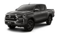 Toyota Hilux D Cab Muara Enim