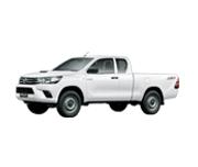 Toyota Hilux E Cab Siak