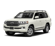 Toyota Land Cruiser Barru