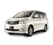 Harga Toyota NAV1 Medan