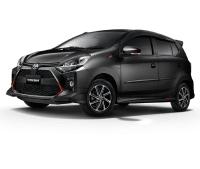 Harga Toyota New Agya Salatiga