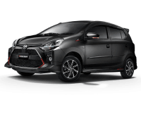 Harga Toyota New Agya Medan