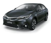 Harga Toyota New Corolla Altis Tegal