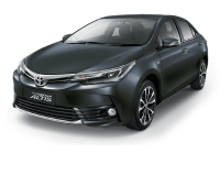 Toyota New Corolla Altis Barru