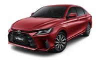 Harga Toyota New Vios Ternate