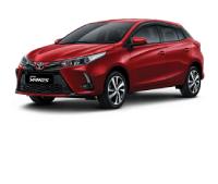 Harga Toyota New Yaris Bitung