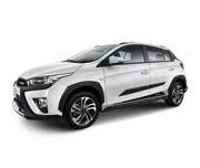 Harga Toyota Yaris Heykers Pekanbaru