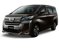 Harga Toyota Vellfire Medan