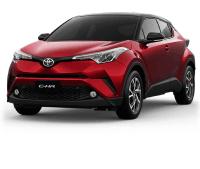 Harga Toyota C HR Kebumen