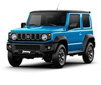 Suzuki Jimny Demak