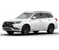 Mitsubishi Outlander PHEV Demak