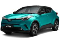 Toyota C HR Hybrid Brebes