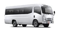 Isuzu ELF Micro Bus Pekanbaru