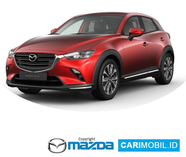 Harga mazda New Mazda CX 3 Surabaya