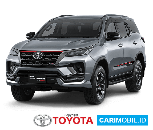 Harga Toyota All New Fortuner PURWOKERTO
