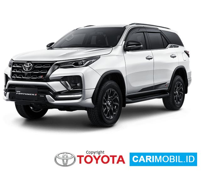 Harga Toyota All New Fortuner TERNATE
