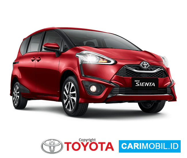 Harga toyota All New Sienta Karo