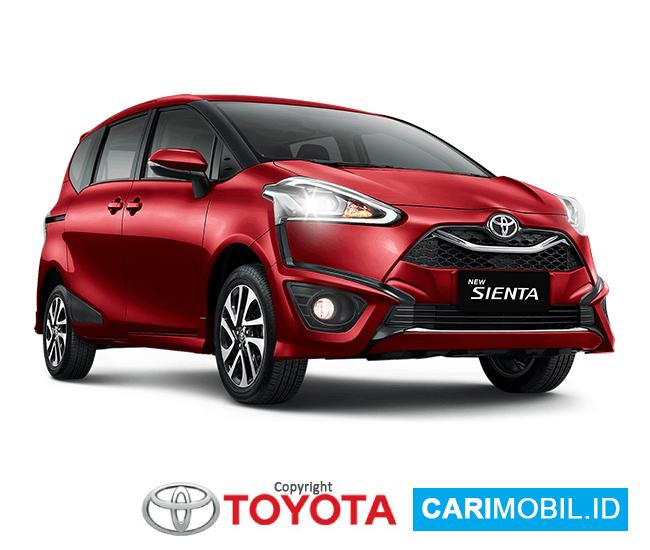 Harga Toyota All New Sienta GARUT
