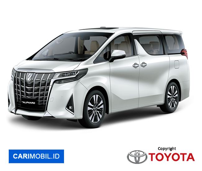 Harga Toyota Alphard Kendari 2021 Update Otr Alphard Kendari