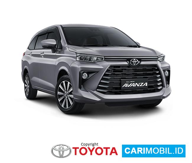 Harga Taksiran Toyota Avanza Jayapura 2021