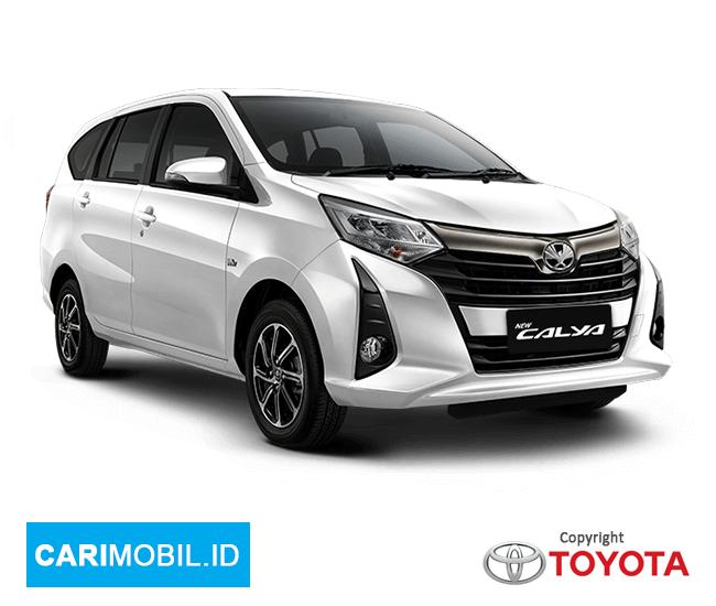 Harga Toyota Calya Balikpapan 2021 Update Otr Calya Balikpapan