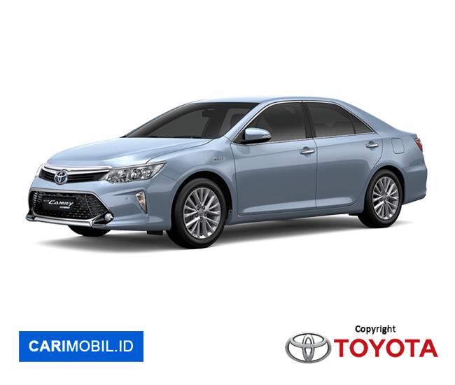 Harga Toyota Camry Hybrid SUKABUMI