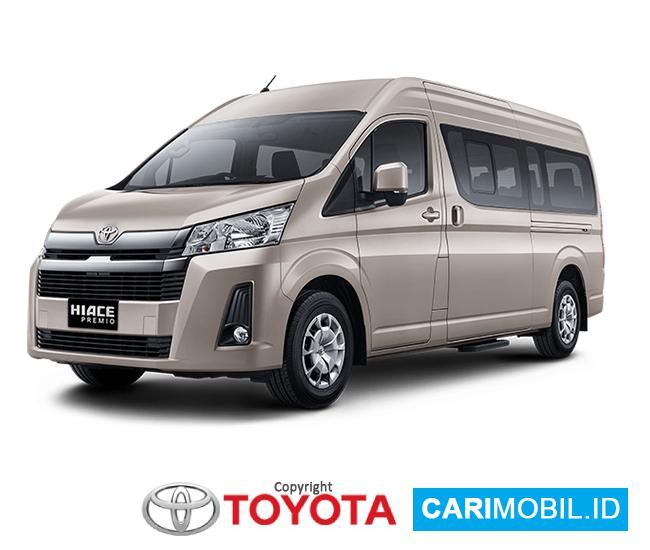 Harga Toyota Hiace JAKARTA UTARA
