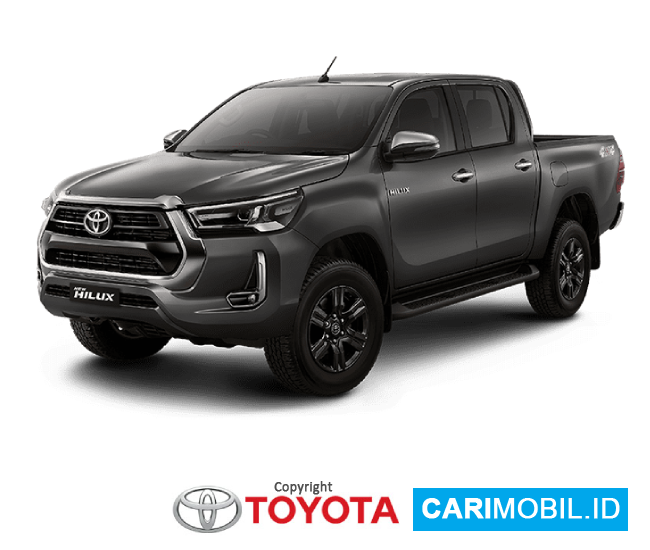 Harga toyota Hilux D Cab Tabalong