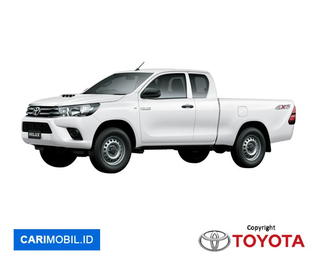 Harga Toyota Hilux E Cab KEDIRI