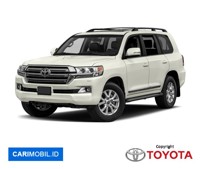 Harga Toyota Land Cruiser SERANG