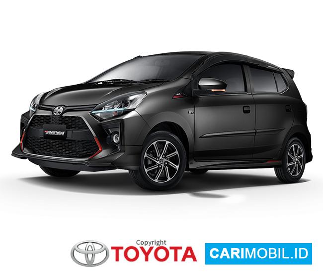Harga Toyota New Agya TERNATE