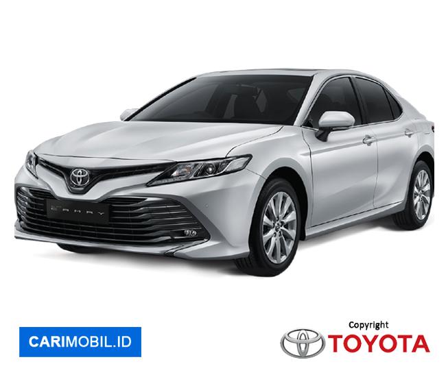 Harga Toyota New Camry GARUT