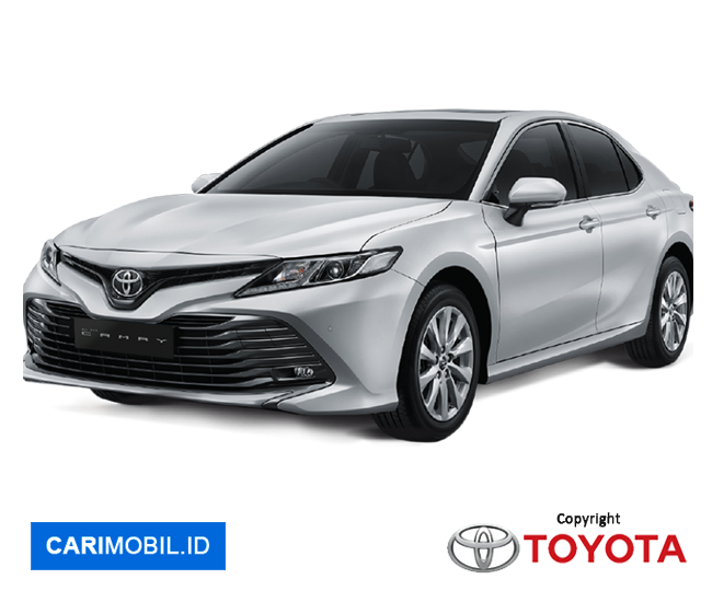 Harga Toyota New Camry SIDOARJO