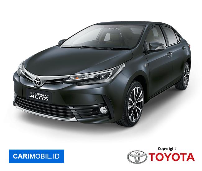 Harga Toyota New Corolla Altis BANDUNG