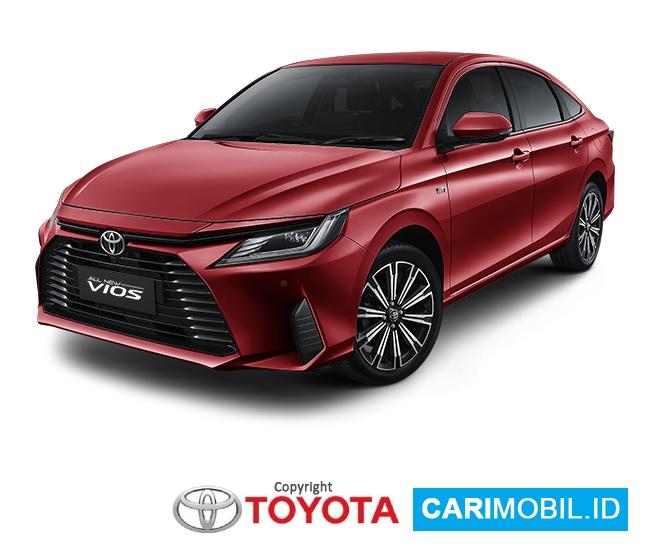 Harga Toyota New Vios BANDUNG
