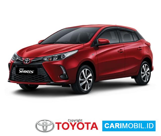 Harga Toyota New Yaris JAKARTA UTARA
