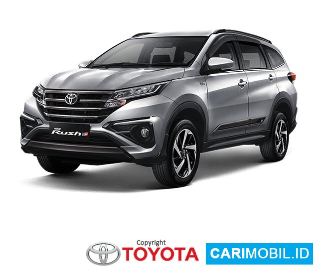 Harga Taksiran Toyota Rush Jayapura 2021