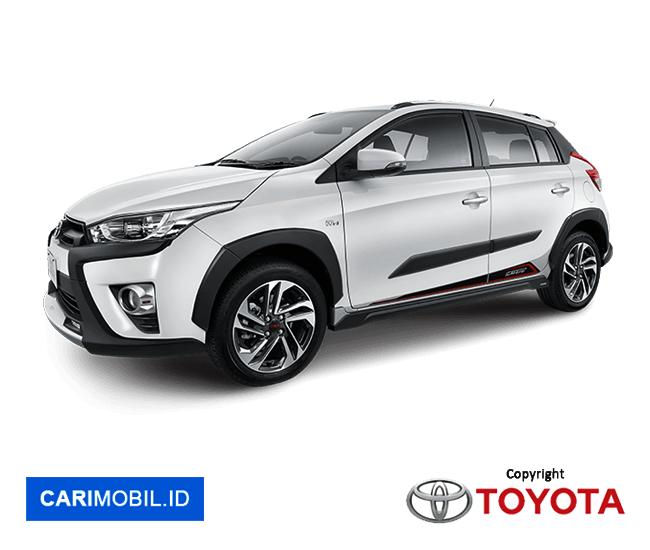 Harga Toyota Yaris Heykers KEDIRI