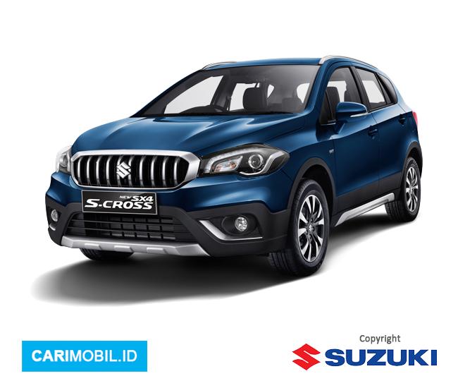 Harga Suzuki SX4 SCross PINRANG