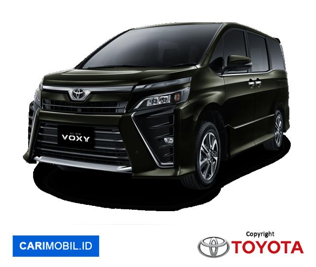 Harga Toyota Voxy TANAH BUMBU