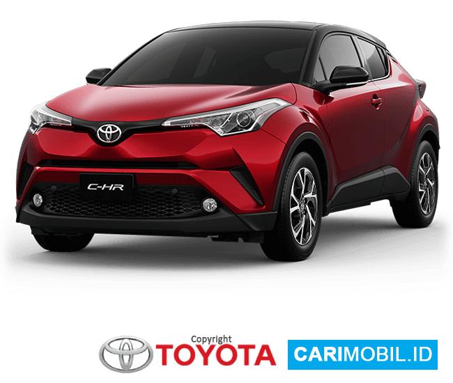 Harga Taksiran Toyota C Hr Kotawaringin Timur 2020