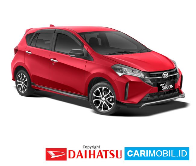 Harga Daihatsu Sirion TRENGGALEK