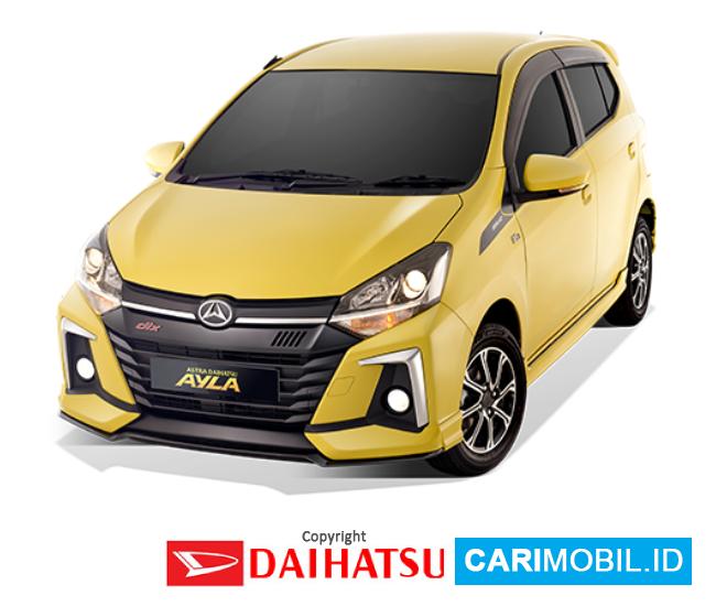 Harga Taksiran Daihatsu Ayla Kotawaringin Timur 2021