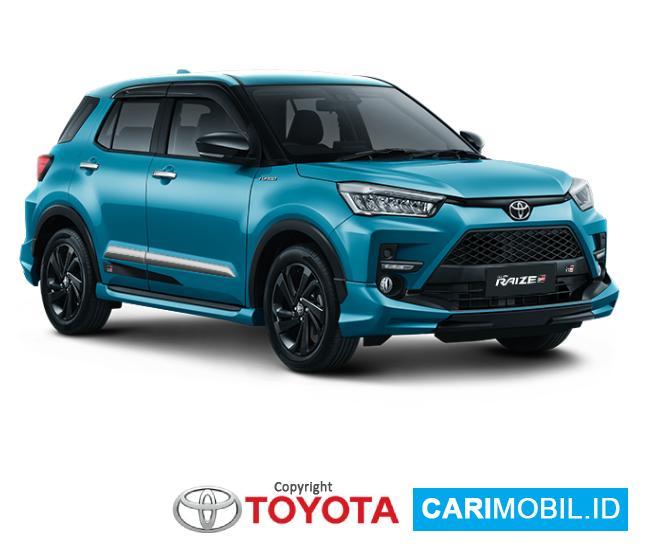 Harga Toyota Raize GR Sport SUMBAWA